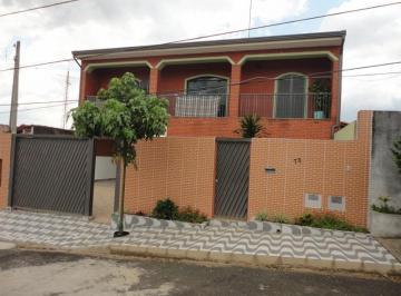 Casa residencial à venda, Vila Santa Isabel, Campinas - CA3896.