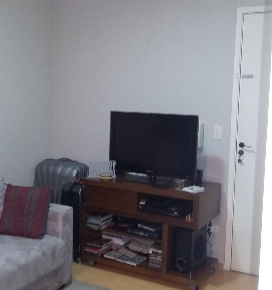 Apartamento para aluguel com 1 Quarto Vila Mariana São Paulo R$ 1  #7B654E 1125x1200 Banheiro De Apartamento Tipo Studio