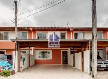 Sobrado  residencial à venda, Cajuru, Curitiba.