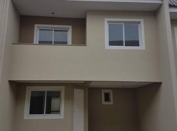 Sobrado duplex em condomínio localizado no bairro Uberaba