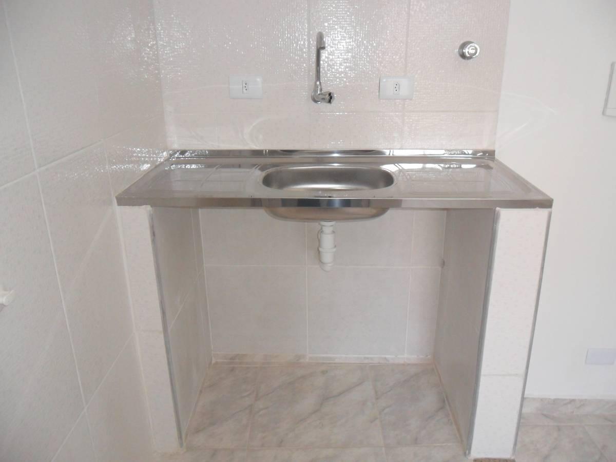 Apartamento para aluguel com 1 Quarto Água Rasa São Paulo R$ 700  #635A52 1200x900 Banheiro Antigo Reformado