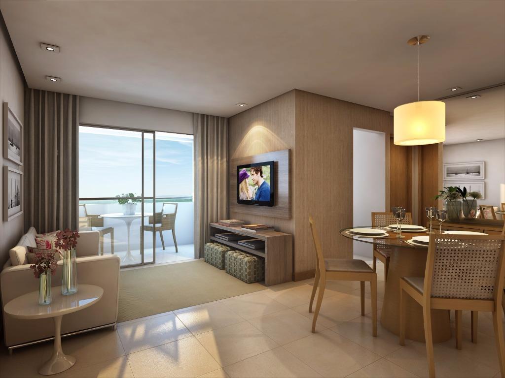 #254278 Apartamento à venda com 1 Quarto Brotas Salvador R$ 175.000 33  1024x768 píxeis em Ap Decorados Pequenos