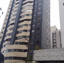Cobertura residencial para locação, Cabral, Curitiba - CO0027.