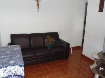 Apartamento 01 dormitório à venda no Boqueirão em Praia Grande.