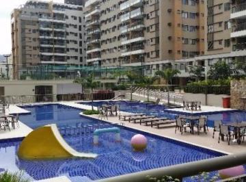 Recreio- Apartamento de 3 qtos 87 m² suite +Lavabo,Pronto - Park Premium