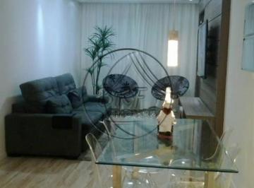 Apartamento mobiliado 2 dormitoórios em Barreiros São José SC
