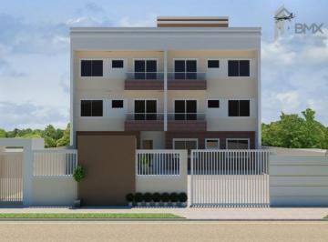 Apartamento residencial à venda, Afonso Pena, São José dos Pinhais.