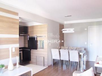 Apartamento Vivre cabral, 80m² privativos 3 quartos 2 vagas, oportunidade