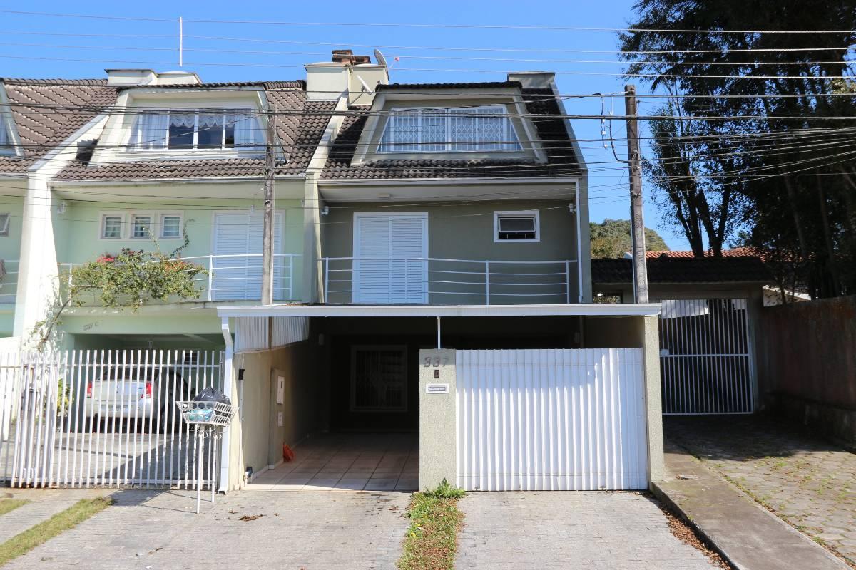 Casa à venda com 4 Quartos Santa Felicidade Curitiba R$ 650.000  #135DB8 1200 800