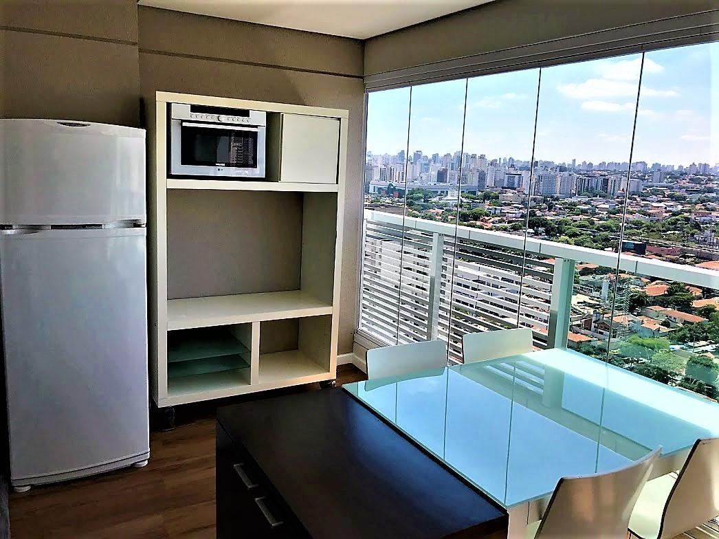 Apartamento para aluguel com 0 Campo Belo São Paulo R$ 2.500  #327499 1046 784
