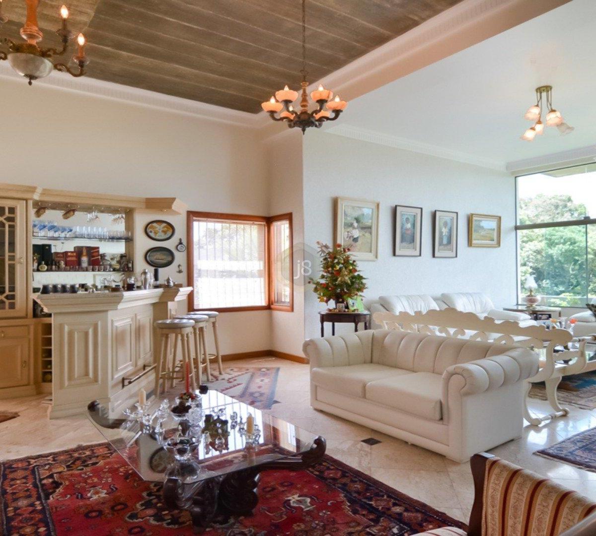 #6B3E2B Casa à venda com 4 Quartos Cascatinha Curitiba R$ 3.300.000 1204  460 Janelas Duplas Curitiba
