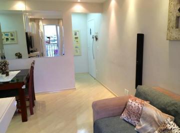 Lindo apartamento com 2 dorms ,uma vaga, semi-mobiliado, pronto para morar!