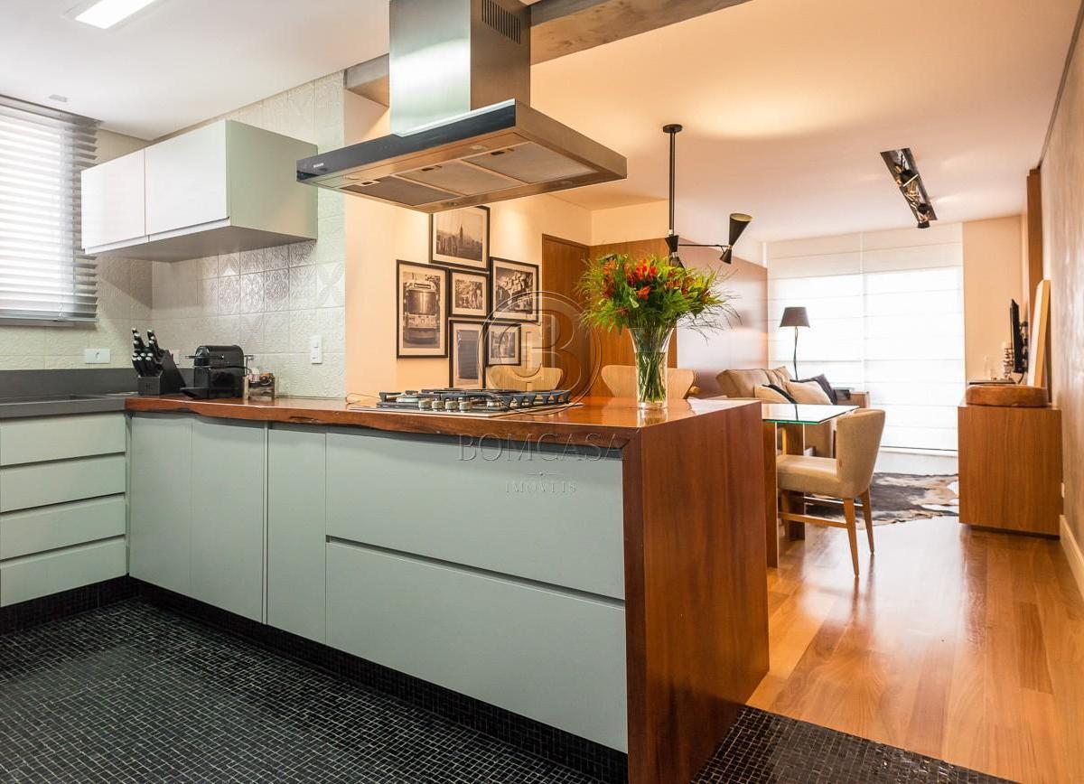 Apartamento à venda com 2 Quartos Vila Izabel Curitiba R$ 654.500  #773E16 1200 868