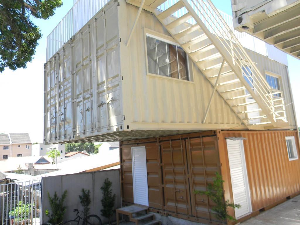 Casa para aluguel com 2 Quartos Campo Comprido Curitiba R$ 720 47  #90643B 1024x768 Banheiro Container A Venda