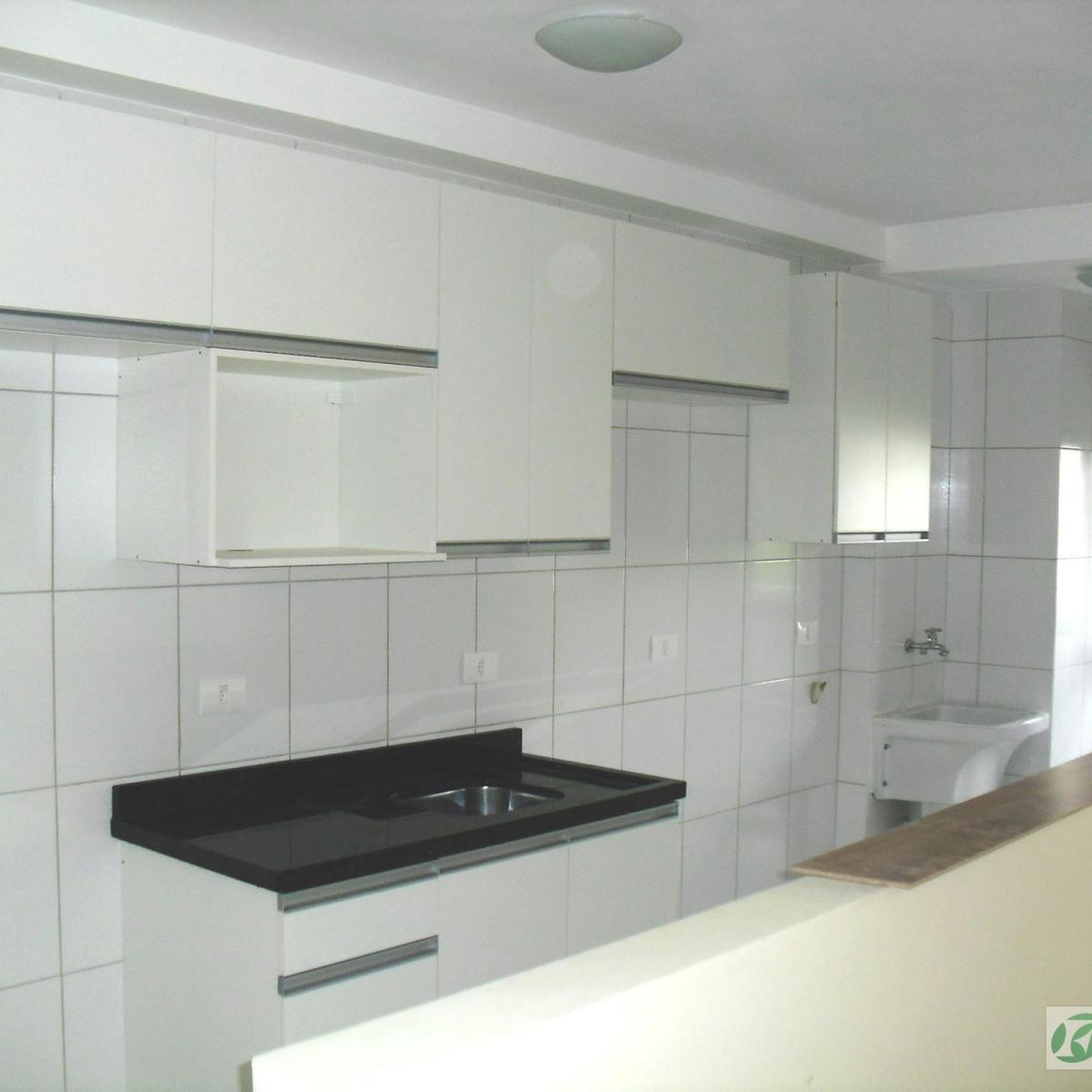 Apartamento para aluguel com 2 Quartos Novo Mundo Curitiba R$ 1  #746D57 1200 1200
