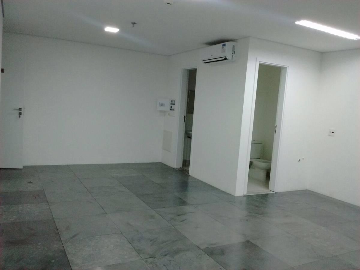 imóvel comercial tem 43 metros quadrados está localizado no bairro  #5A6052 1200x900 Alarme Banheiro Deficiente
