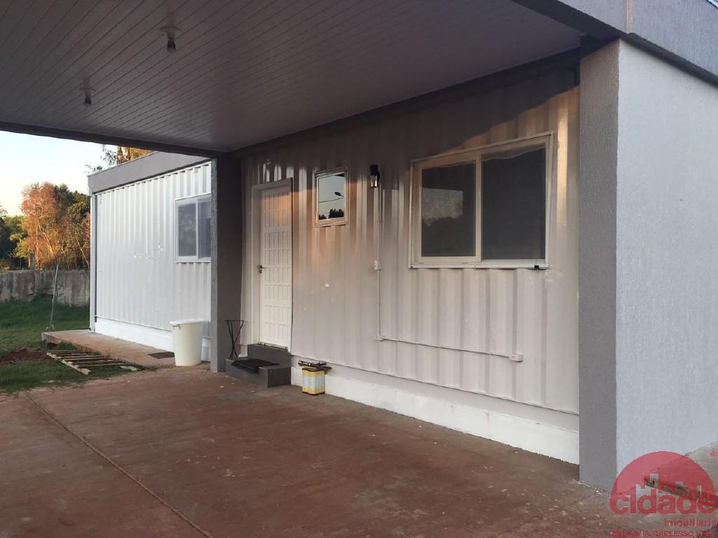 Casa à venda com 2 Quartos Imóvel Cataratas Gleba II Foz do  #654940 1024x768 Banheiro Container A Venda