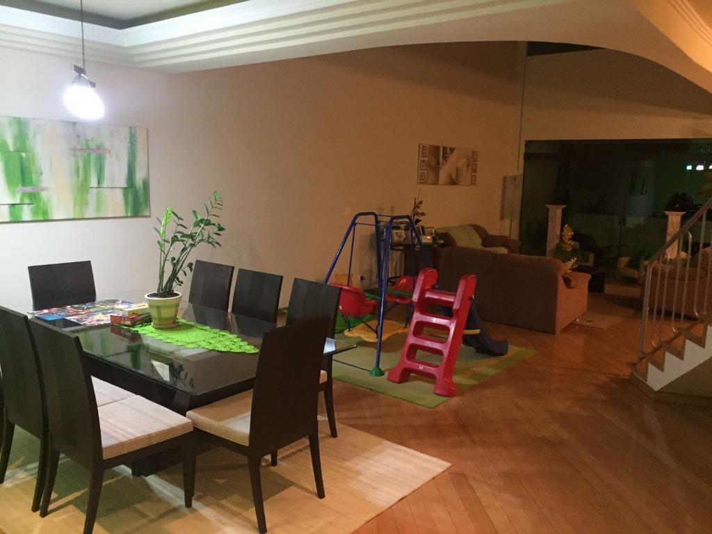 Casa à venda com 4 Quartos Swiss Park São Bernardo do Campo R$ 2  #6F3F20 1024 768