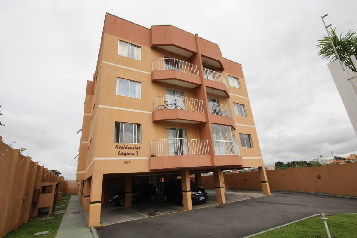Apartamento à venda com 3 Quartos Novo Mundo Curitiba R$ 270.000  #4E5B25 1200x800 Acessorios Banheiro Curitiba