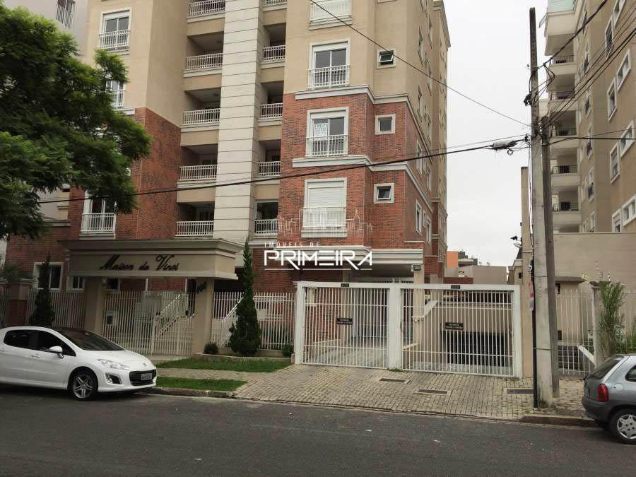 Apartamento venda com 3 quartos alto da xv curitiba for Maison classique curitiba venda