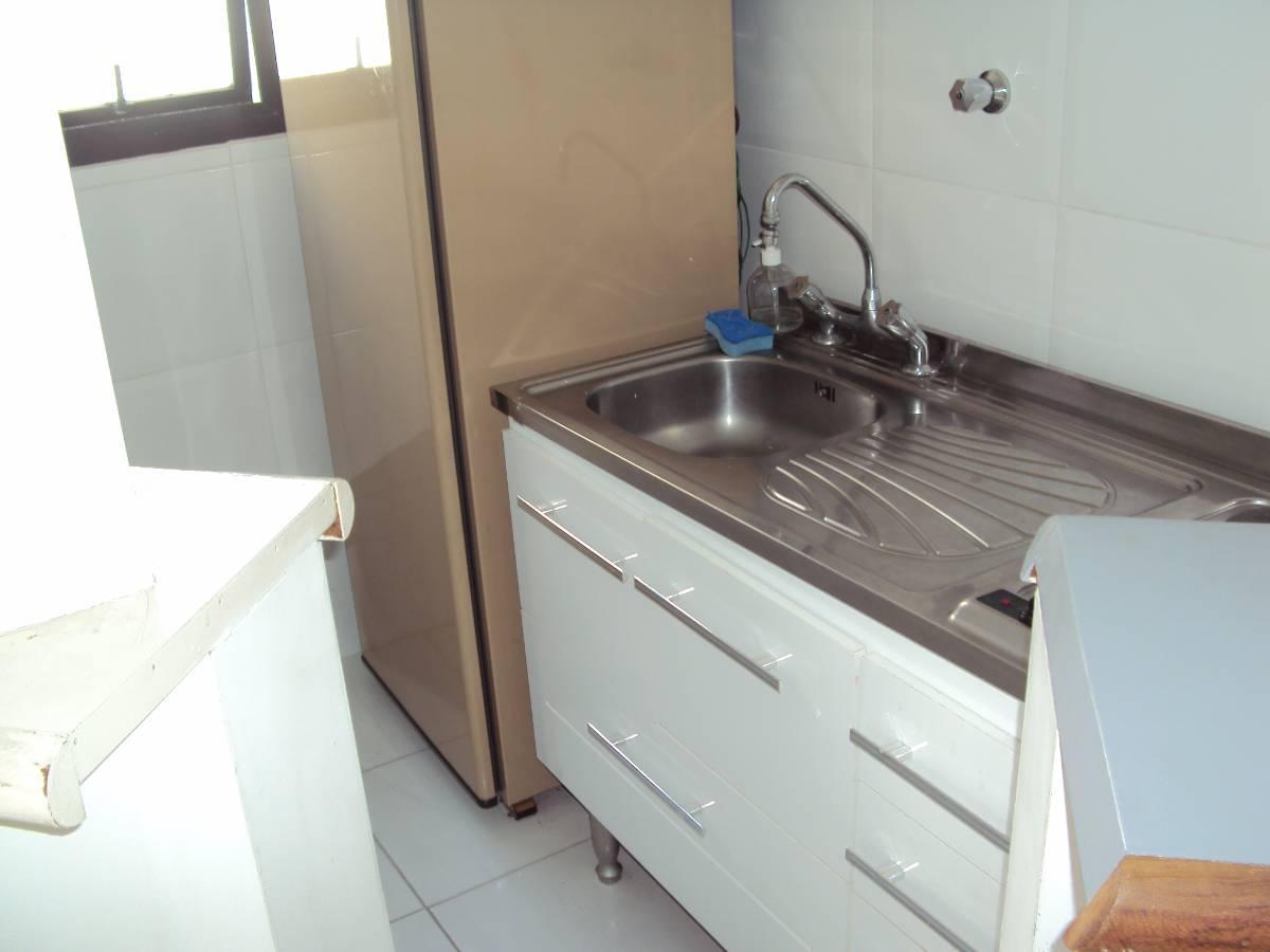 Apartamento para aluguel com 1 Quarto Vila Nova Conceição São  #826649 1200x900 Alarme Banheiro Deficiente