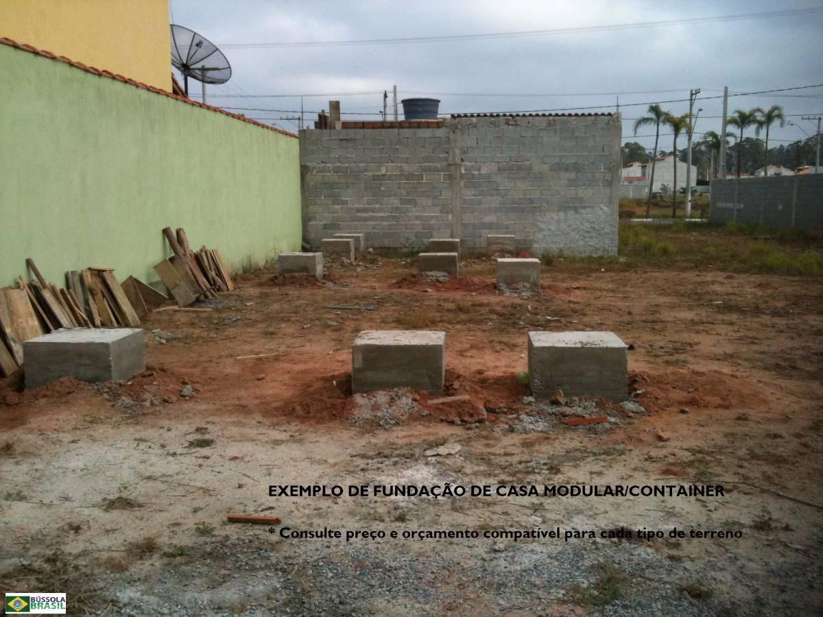Casa à venda com 0 São Lourenço Curitiba R$ 49.500 43 m2 ID  #927539 1200x900 Banheiro Container A Venda