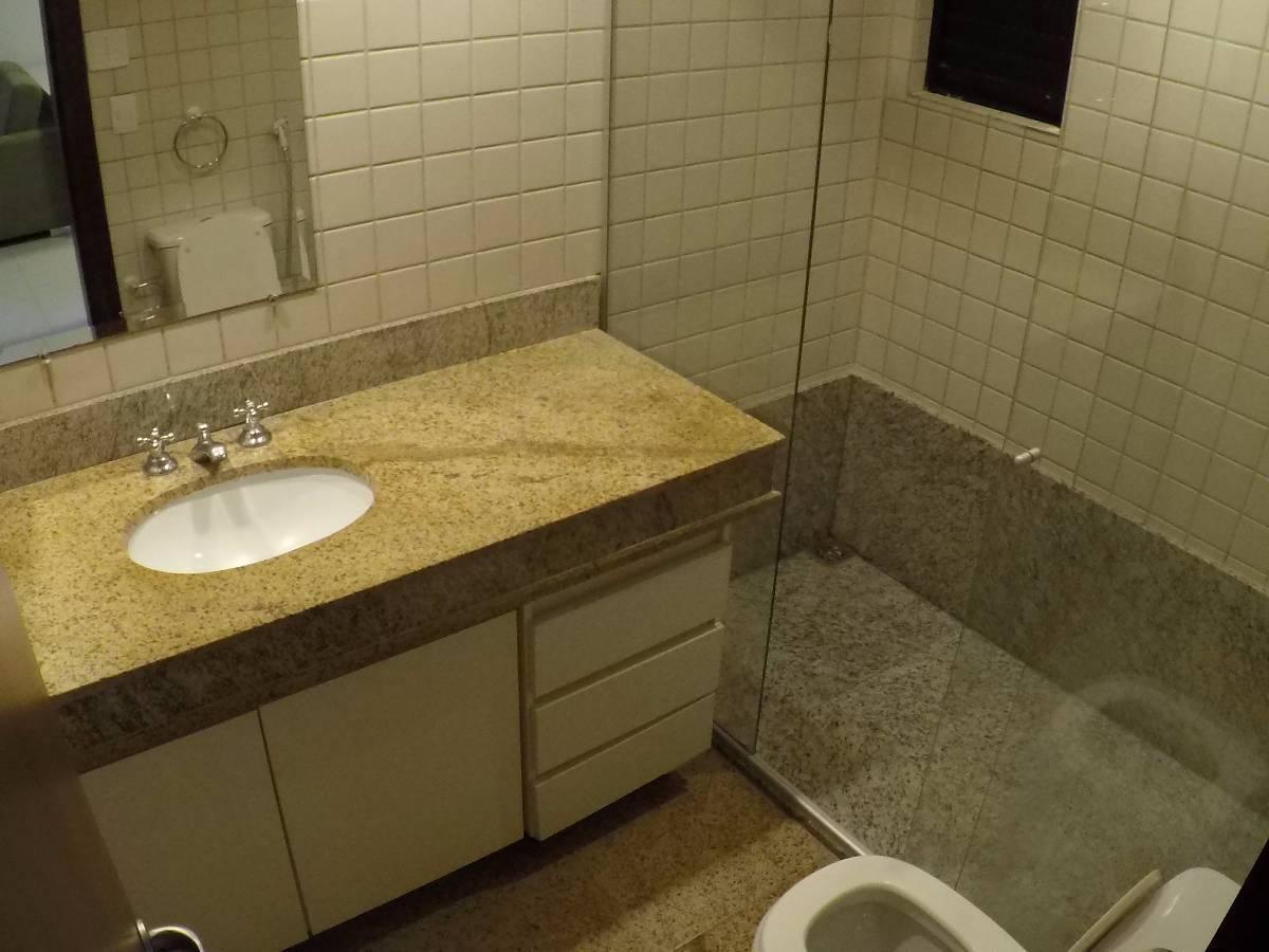 Imagens de #3C301B Apartamento para aluguel com 2 Quartos Asa Norte Brasília R$ 4  1200x900 px 3560 Blindex Banheiro Asa Norte