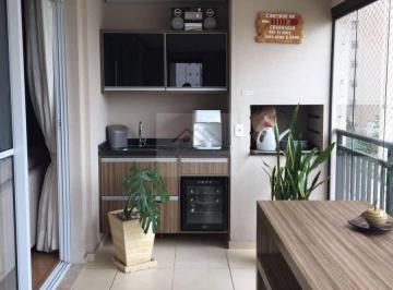 Apartamento 04 dormitórios - VARANDA GOURMET - JARDIM SÃO CAETANO