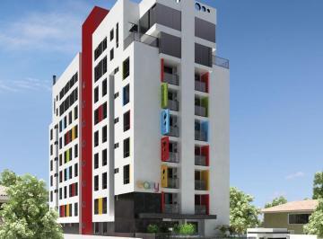 Apartamento Cobertura duplex, à venda, Água Verde, Curitiba.