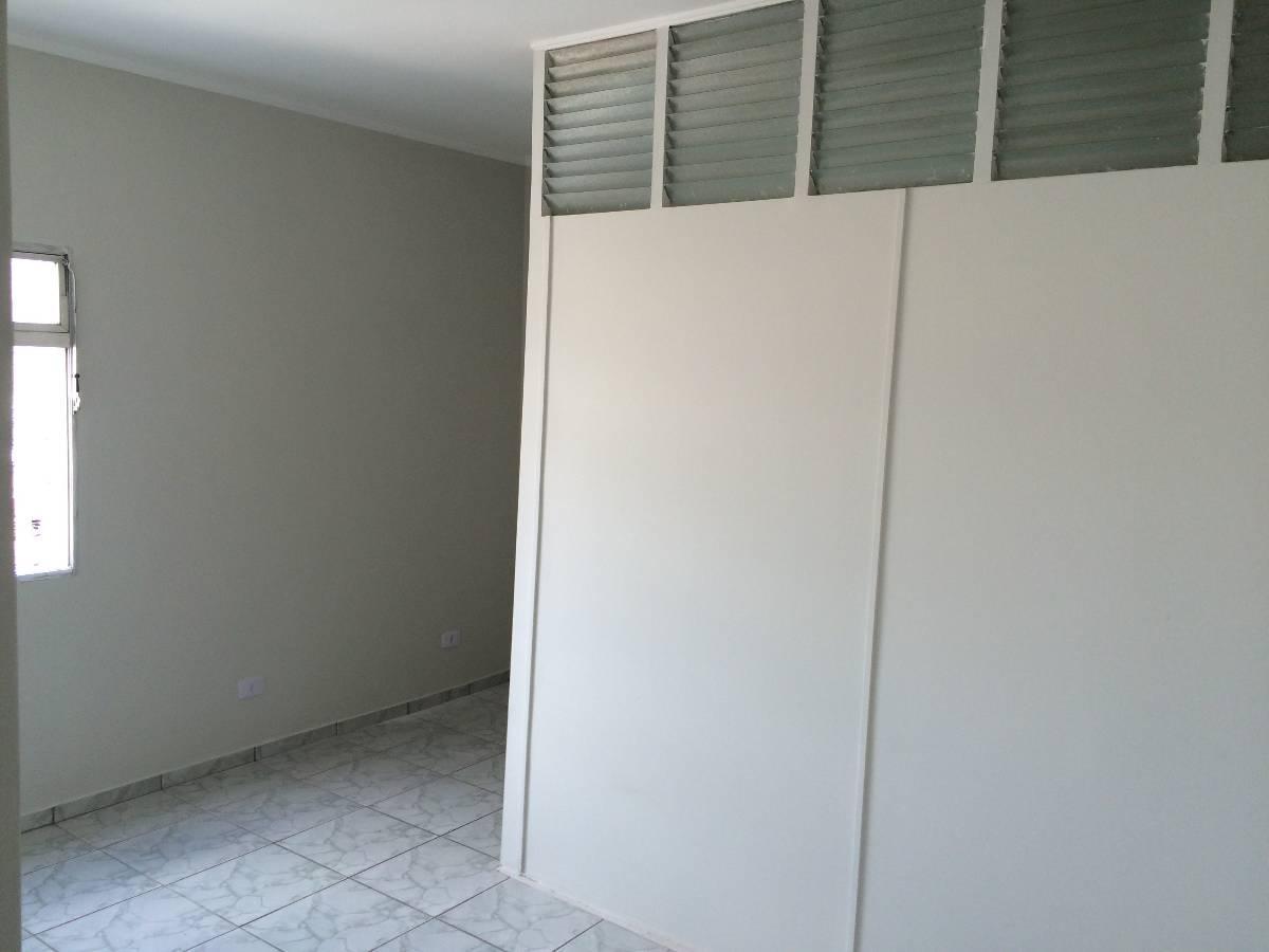 Apartamento de 1 Dt (Kit dividida) sala wc cozinha a/s (integrada  #5B6670 1200 900