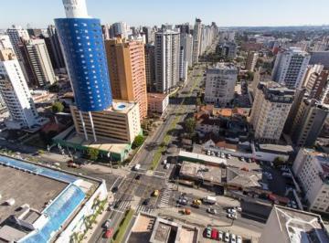 MELHOR COMPRA BATEL - Frente Shop. Curitiba- DE 59 A 76M2 - 2 QTOS ANDAR ALTO