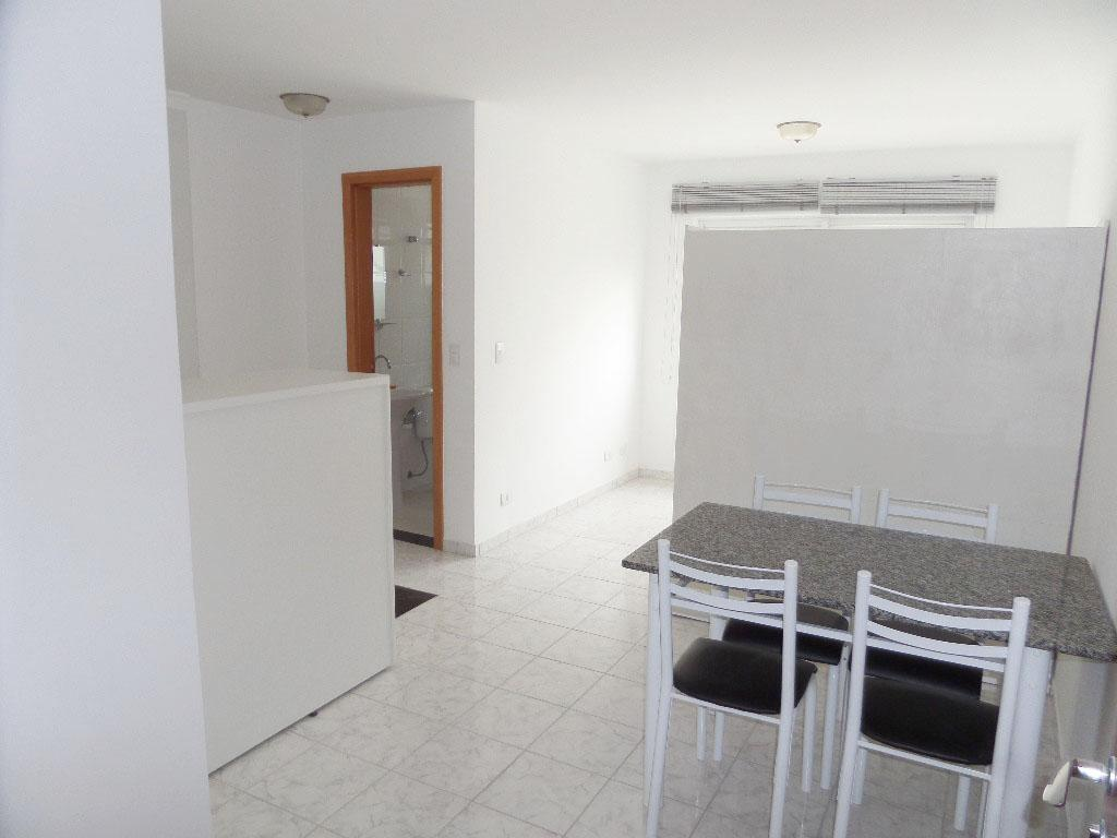 Imagens de #71452E Apartamento para aluguel com 1 Quarto Cristo Rei Curitiba R$ 690  1024x768 px 2738 Box Banheiro Peixe Urbano
