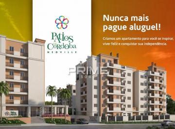 PÁTIOS DE CORDÓBA NEOVILLE - amplo apartamento de três quartos com vaga de garagem