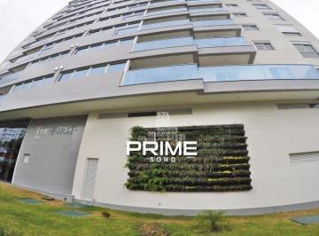 The First Capão Raso - 3 Dorms 90 m² Privativos, Acabamento Excelente