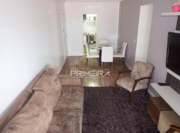Apto mobiliado 3 qtos 2 vagas 87 m² priv - Vila Izabel - Morada das Palmeiras