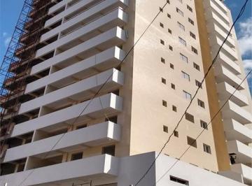 Apartamento residencial à venda, Vila Tupi, Praia Grande - AP3040.