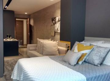 Apartamento de 1 quarto, pronto,alto padrão, garagem, elevador.Use seu FGTS