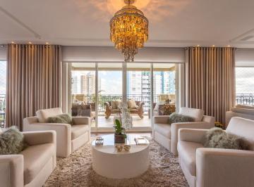 REbrokers - Apartamento Luxo, 4 quartos, 4 vagas, Ecoville, Curitiba.