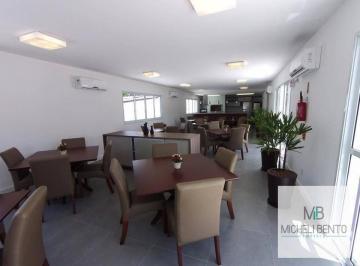 Apartamento residencial à venda, 02 dormitórios, suíte, próximo ao Bosque das Mansões, São José