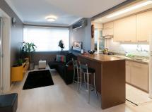 Apartamento residencial à venda, Bela Vista, Porto