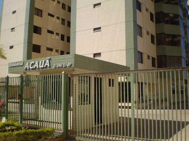 QD 206 RES. ACAUÃ - 02 VAGAS - ANDAR ALTO - NASCENTE