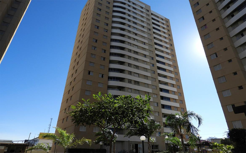 APARTAMENTO EM CEILÂNDIA ALLEGRO QNN 27  2 QTS 51,10 m² + 2 VGS E COM ARMÁRIOS