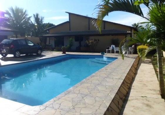 casa venda com 4 quartos grande colorado sobradinho On piscina e area construida