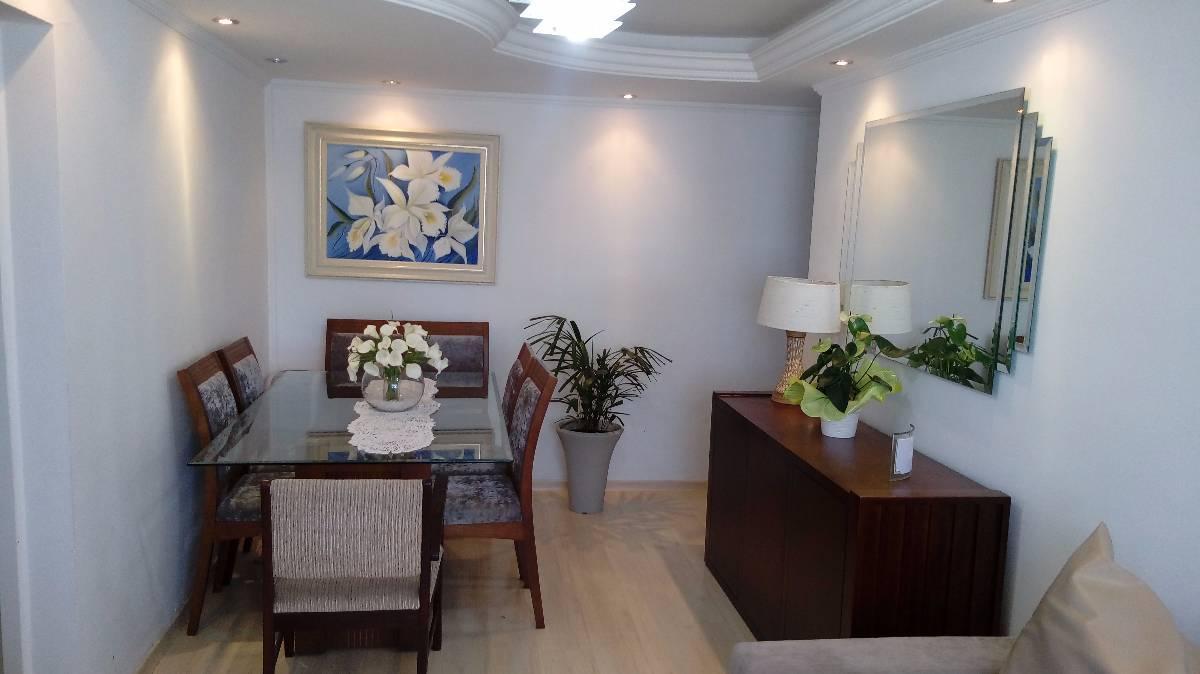Urgente!!!  Apartamento impecável todo reformado de 2 dormitórios no Vila Ema.