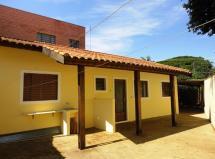 Casa Residencial para locação, Vila Modesto Fernandes, Campinas - CA2251.