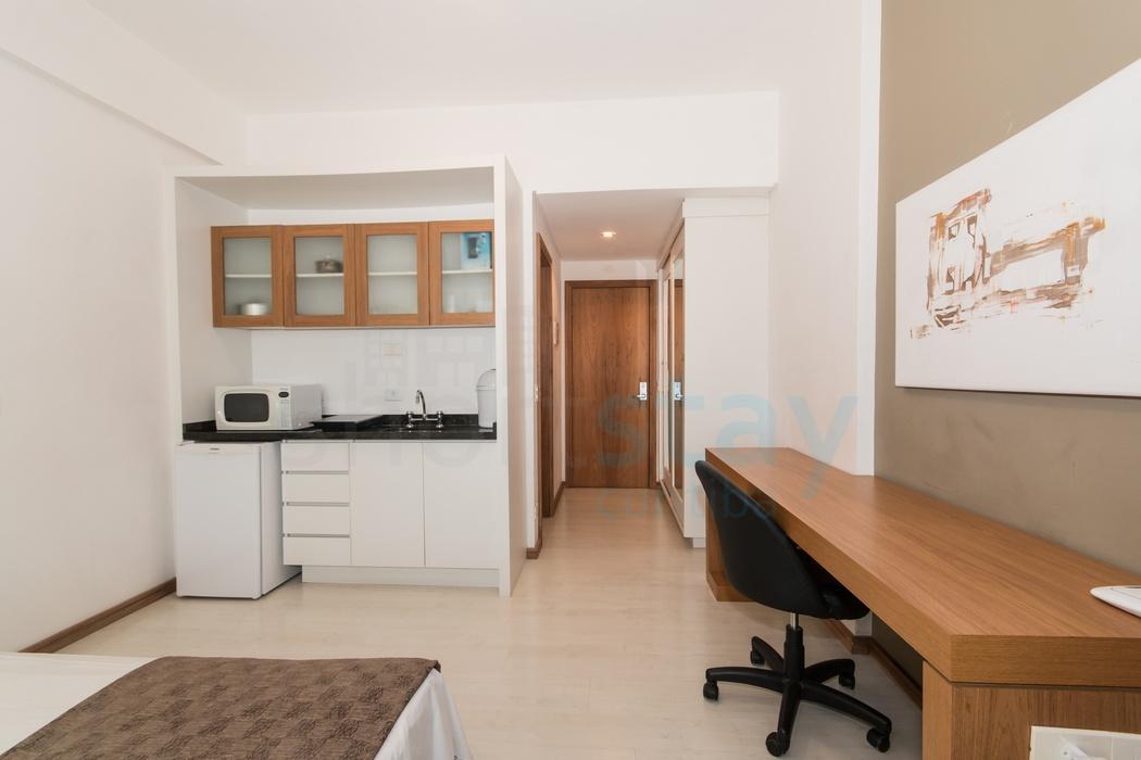 Flat Nobre e Central - Anexo Hotel Pestana - COMPLETO