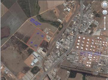 Área industrial à venda, Cascata, Paulinia.