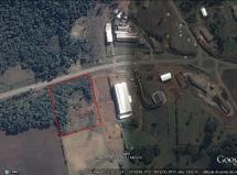 Área Industrial Curitibanos 21.000m²