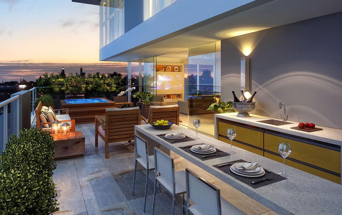 Apartamento venda com 2 quartos gua verde curitiba for Apartamento mobiliado 3 quartos curitiba