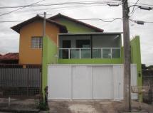 Linda casa geminada duplex 03 qts Santa Mônica